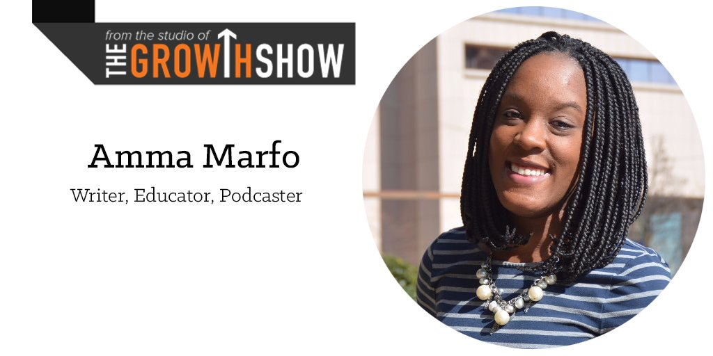 Amma Marfo on Hubspot's The Growth Show