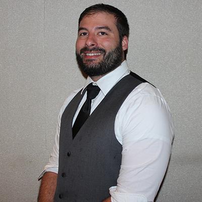 Brad Turgeon at Fun Enterprises