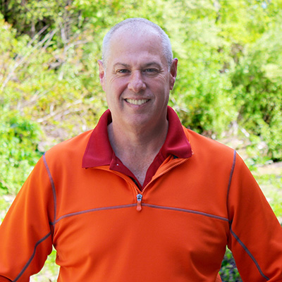 Ken Abrahams at Fun Enterprises
