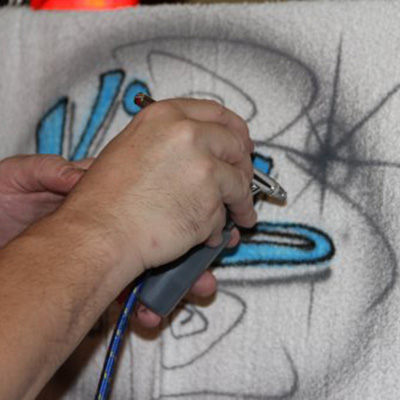 airbrush artists for events
