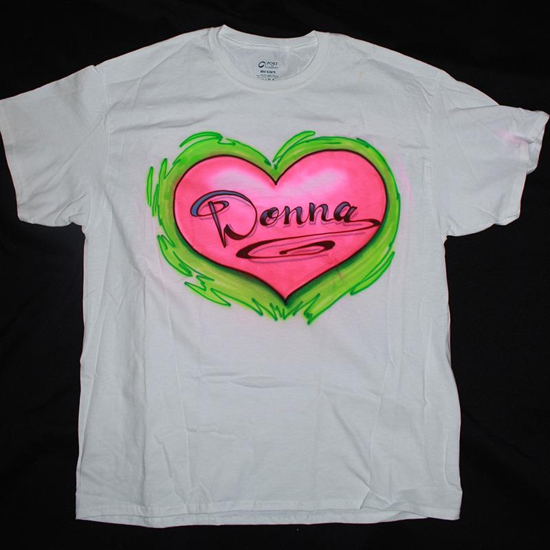 airbrush t-shirts