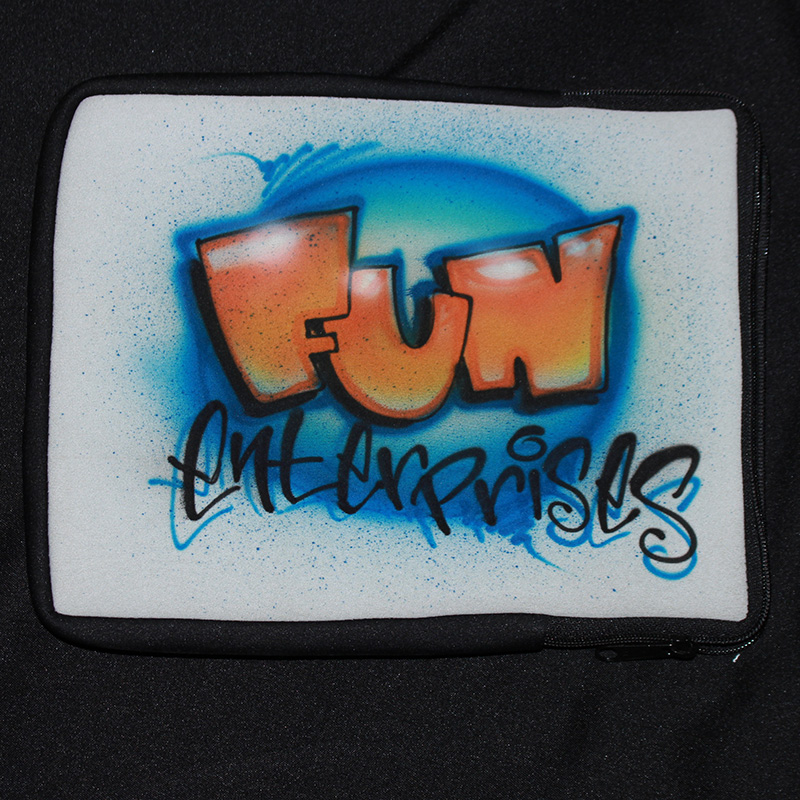 airbrush laptop cases