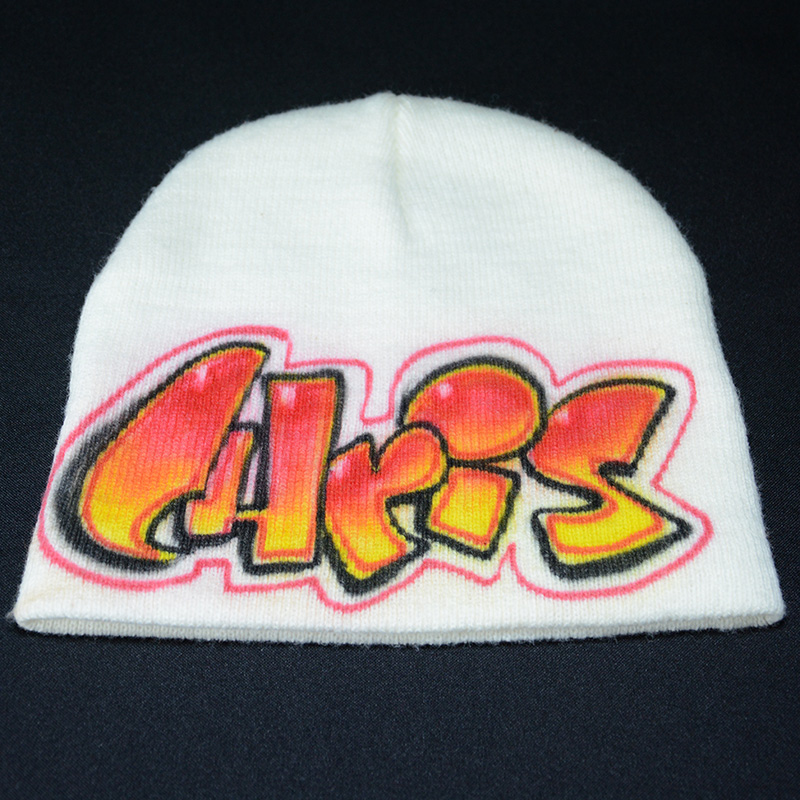 airbrush winter hats