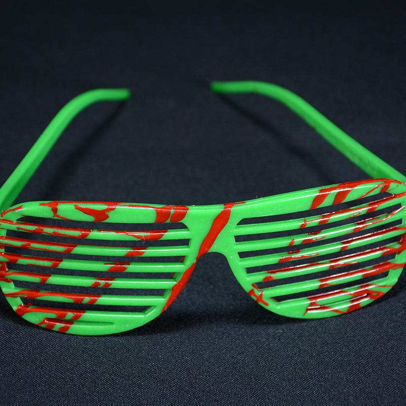 spin art shutter shades