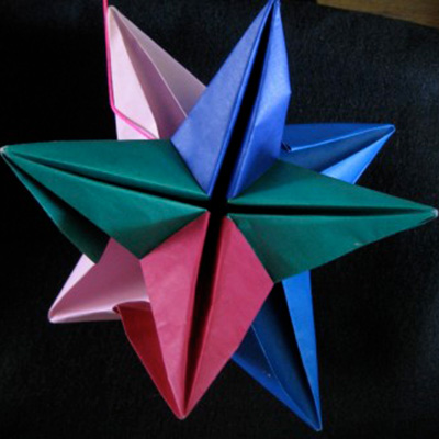 origami for party rentals