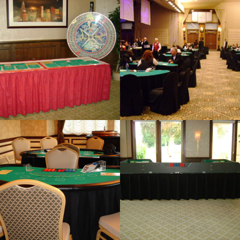 casino games for party rental
