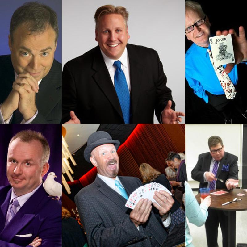 magicians for party rentals