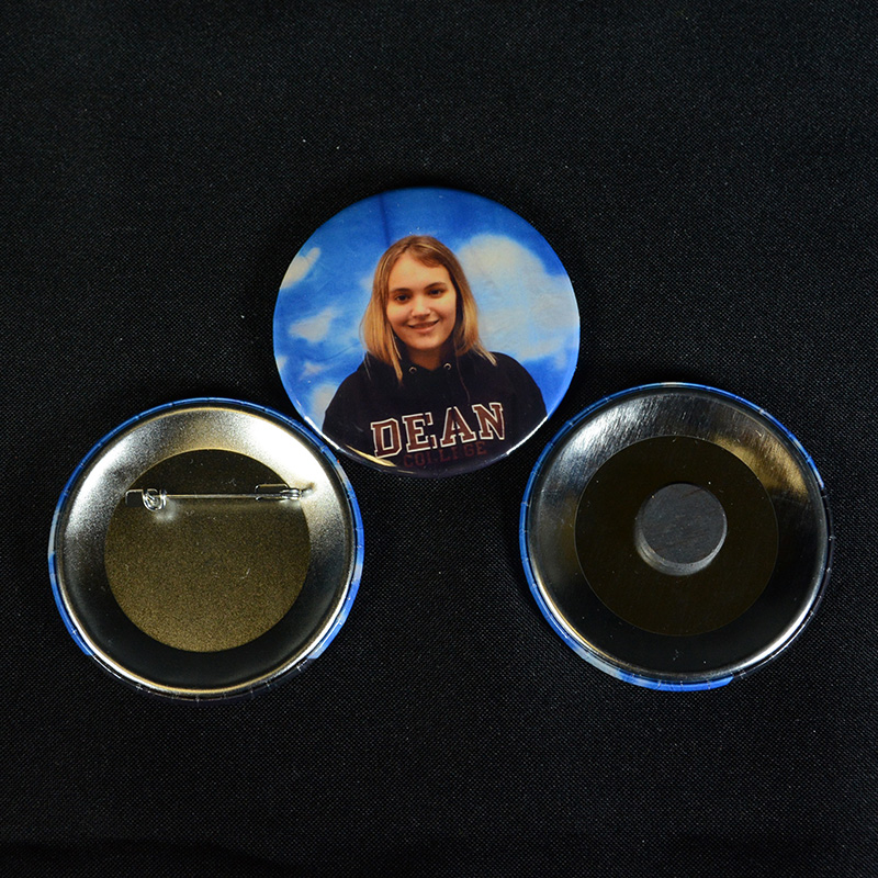 Personalized Photo Buttons