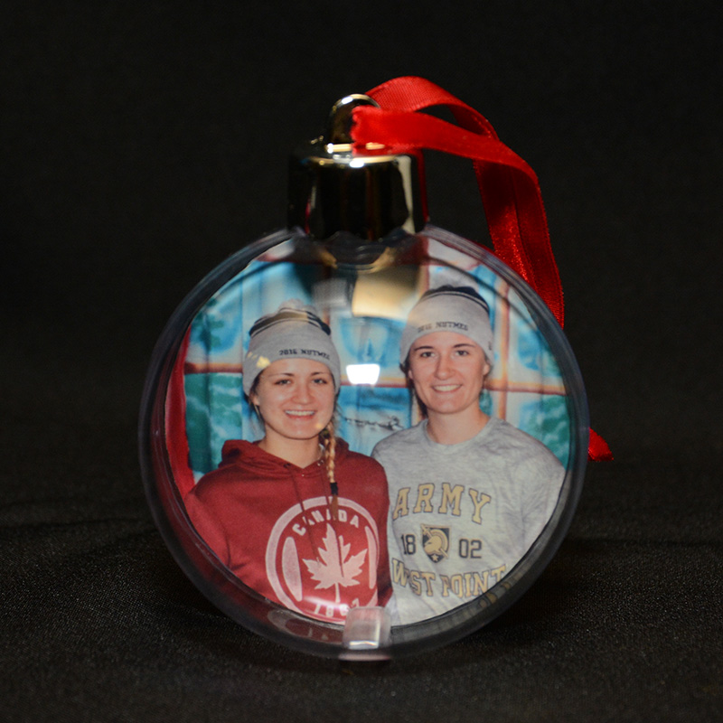 Personalized Photo Ornaments