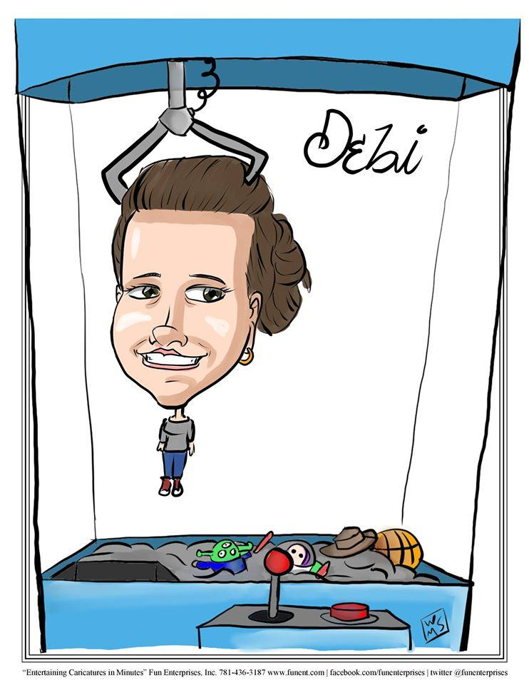 Virtual Caricature