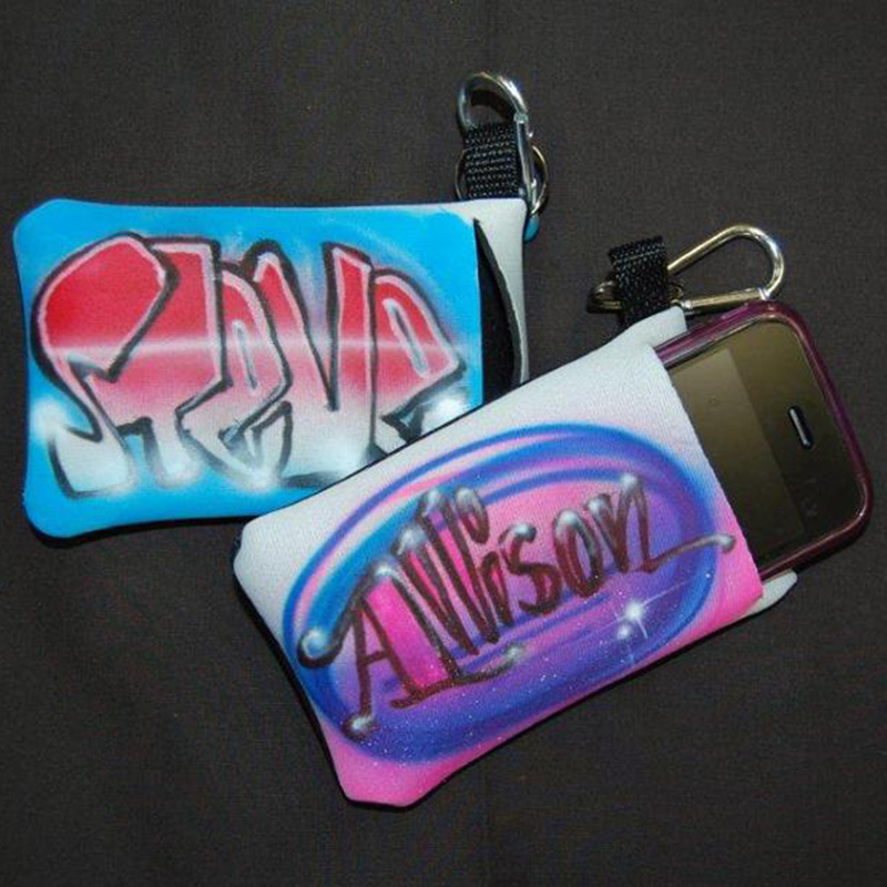 airbrush cellphone covers