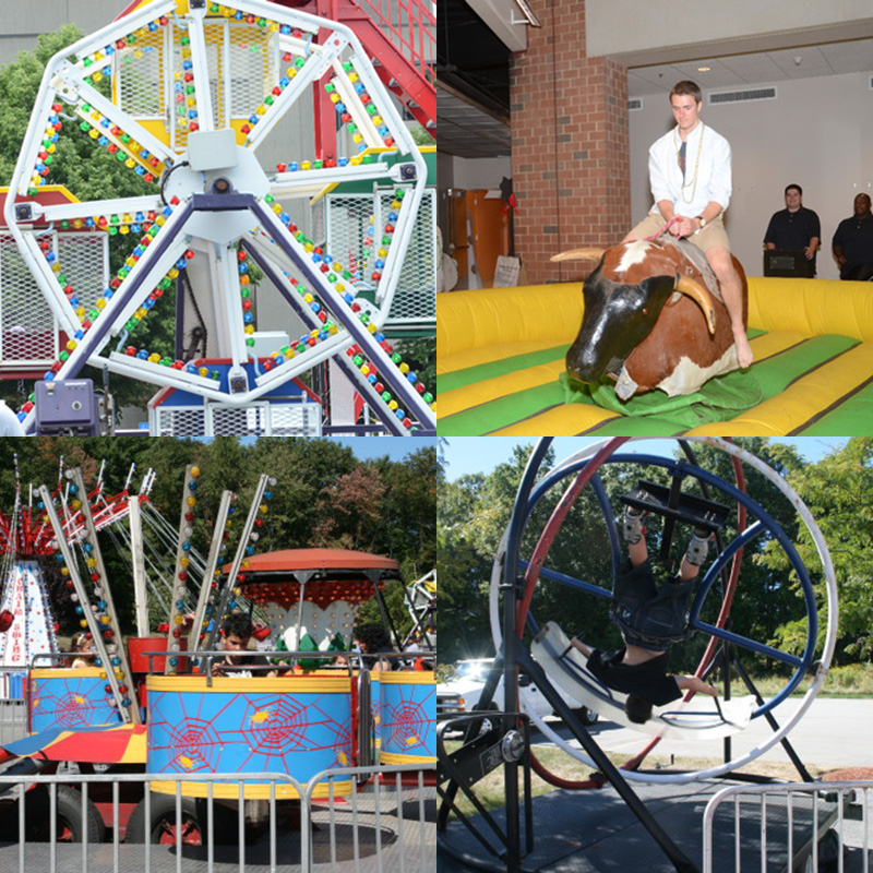 amusement and small rides for party rentals