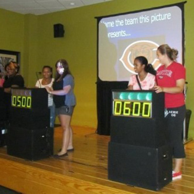 game show for party rentals