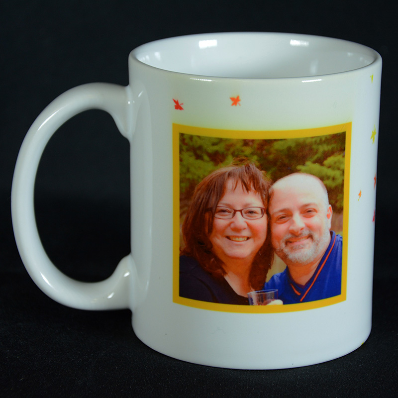 Photo Ceramic Mugs