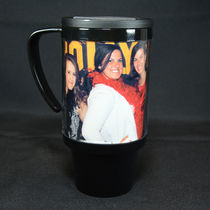 Personalized Photo Travel Mug