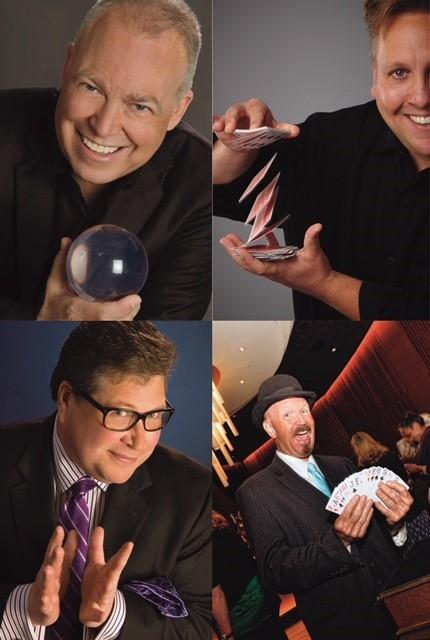 magicians for party rentals